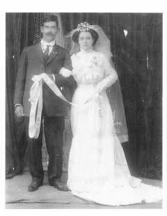 Benito & Maria Del Refugiio Marriage